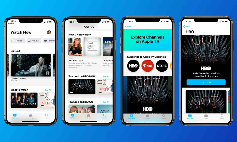Apple ra mat iOS 12.3, ung dung Apple TV hoan toan moi (2).