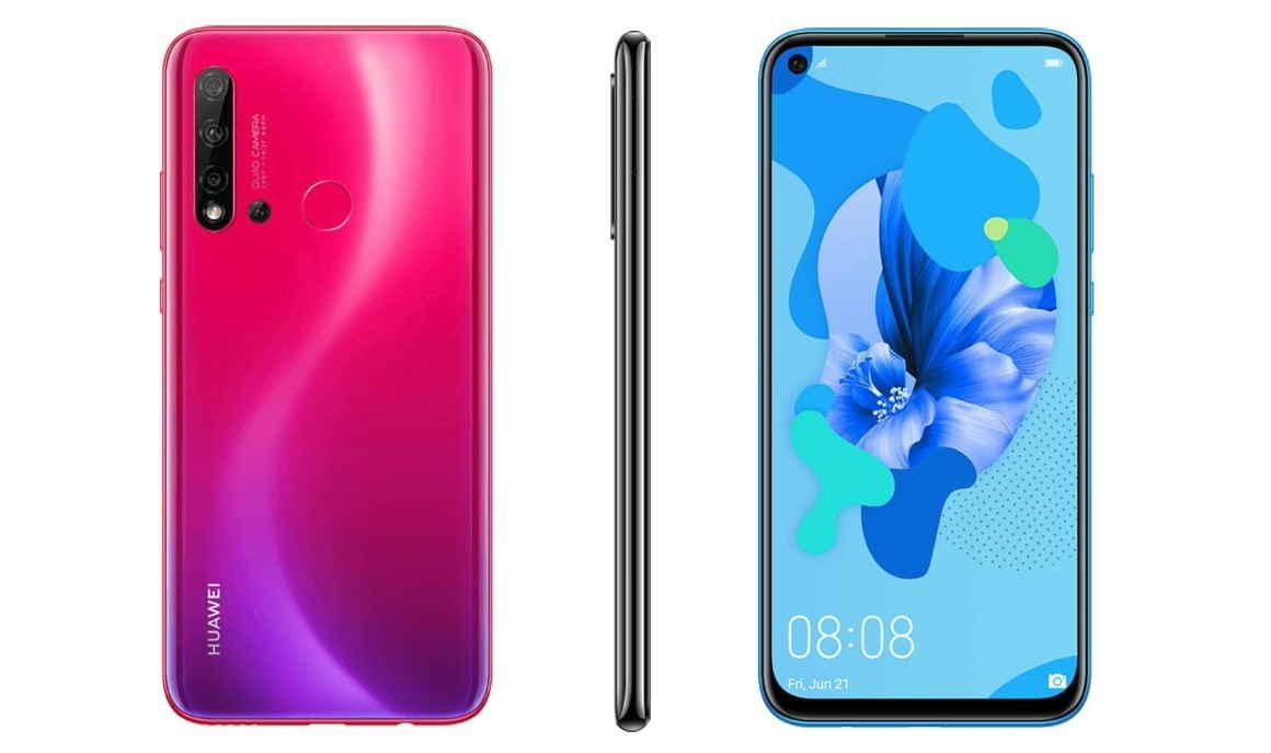 Huawei chuan bi ra mat mot chiec smartphone gia re voi man hinh duc lo va 4 camera sau (2).