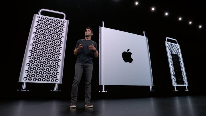 Voi Mac Pro moi, Apple cuoi cung cung xoa bo duoc sai lam thiet ke ho dua ra 6 nam ve truoc (7).
